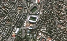 Parc des Princes, Stade Jean-Bouin et Roland-Garros, 3 en 1!